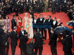 Amitabh Bachchan,  Isla Fisher, Elizabeth Debicki, Carey Mulligan, Tobey Maguire, Leonardo DiCaprio, Baz Luhrmann, Joel Edgerton, Catherine Martin