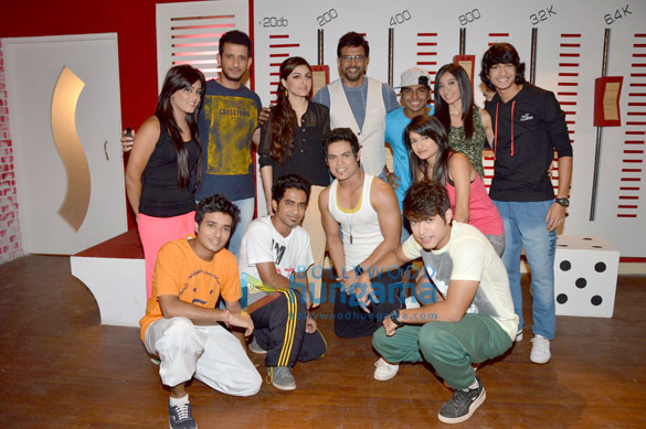 Promotion of 'War Chhod Na Yaar' on Channel V D3