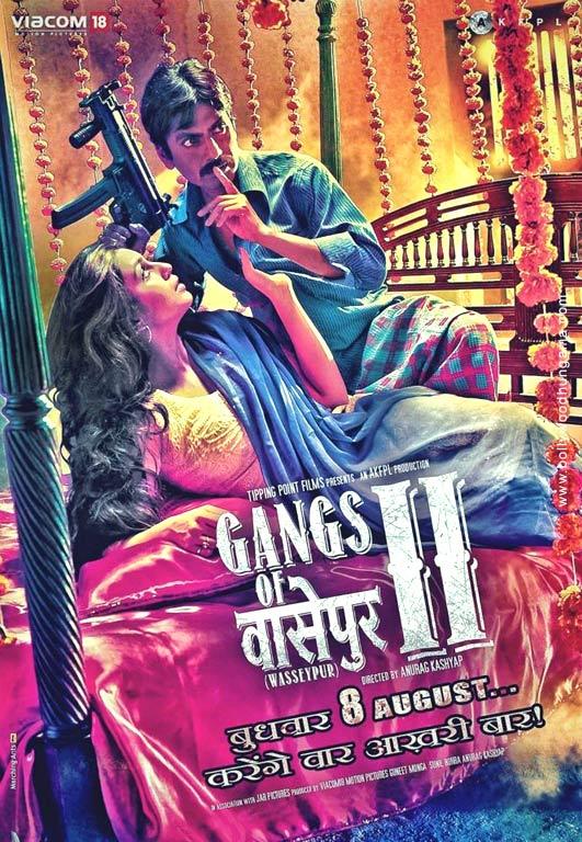 Gangs Of Wasseypur 2 Cover
