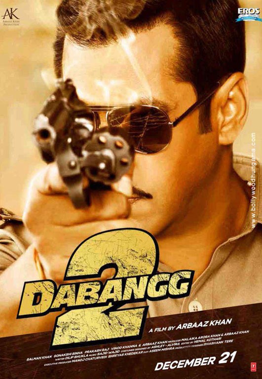 dabhang2 movie song