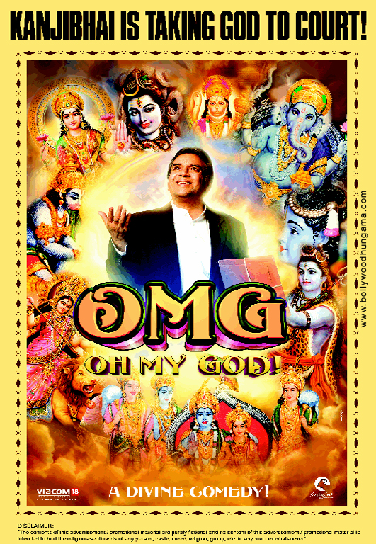 Omg Oh My God Movie Review Release Date Songs Music Images Official Trailers Videos Photos News Bollywood Hungama