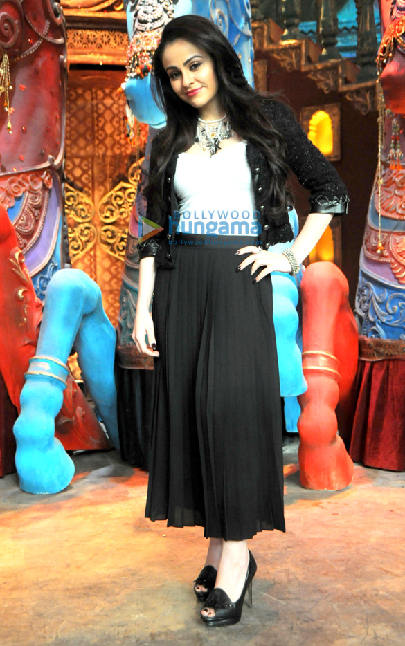 Promotion of 'Heartless' on Comedy Circus Mahabali