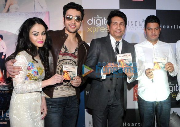 Audio release of 'Heartless'