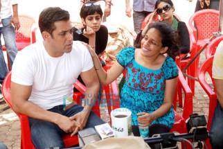 Salman Khan,Radhika Rao