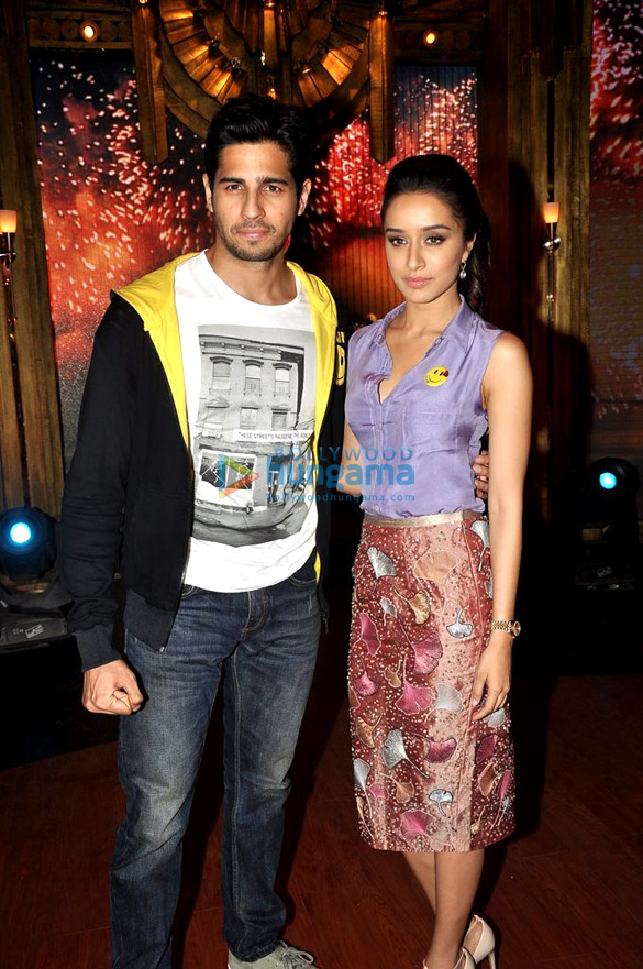 Promotion of 'Ek Villain' on Entertainment Ke Liye Kuch Bhi Karega