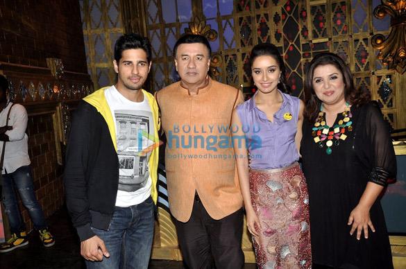 Promotion of 'Ek Villain' on Entertainment Ke Liye Kuch Bhi Karega