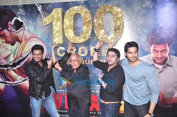Ekta Kapoor hosts the success bash for 'Ek Villain'