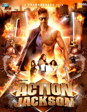Action Jackson Cover
