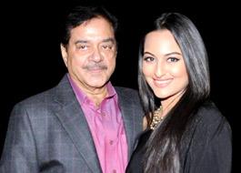 Sonakshi Sinha organizes a surprise party for dad Shatrughan Sinha