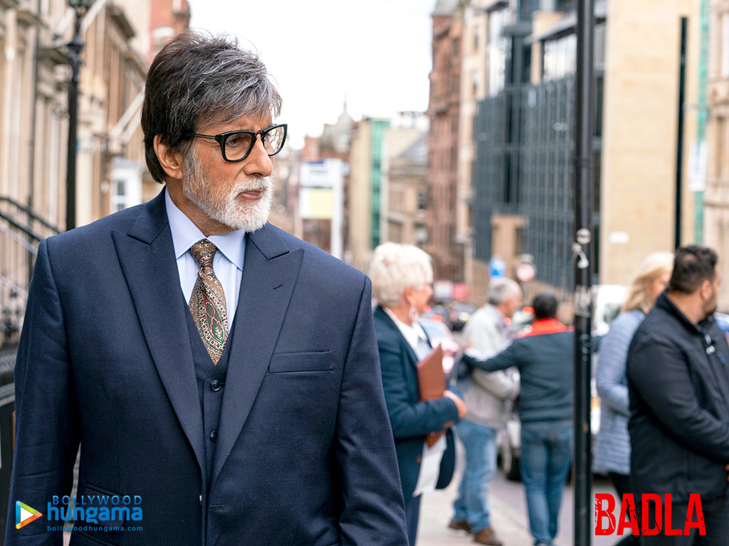 Wallpaper of the Movie Badla