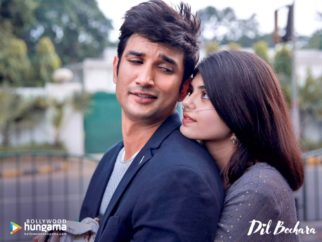 Movie Wallpapers Of The Movie Dil Bechara
