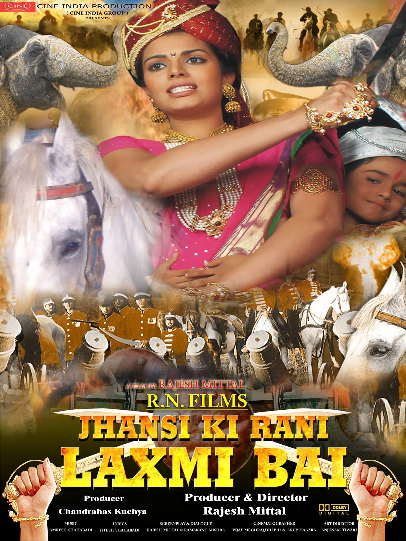 Couch Potato & The Television: Jhansi Ki Rani on Zee TV