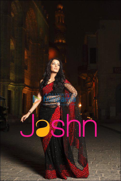 Celebrating Jashn with Celina Jaitly