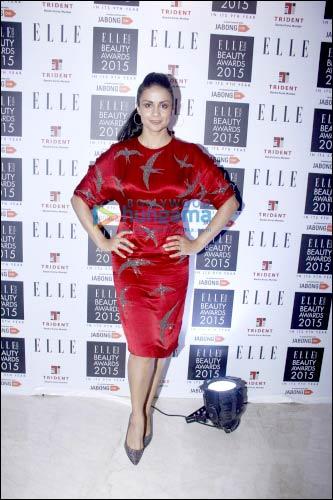 Style Check: Elle Beauty Awards 2015