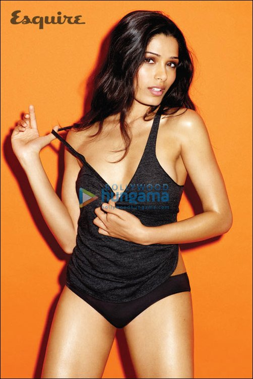 Check Out: Freida Pinto's hot photo shoot