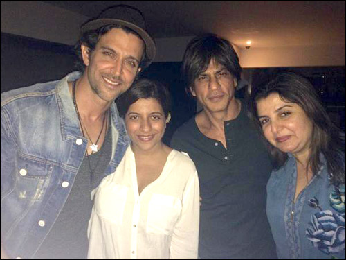 Check out: Celebs at Gauri Khan's birthday bash