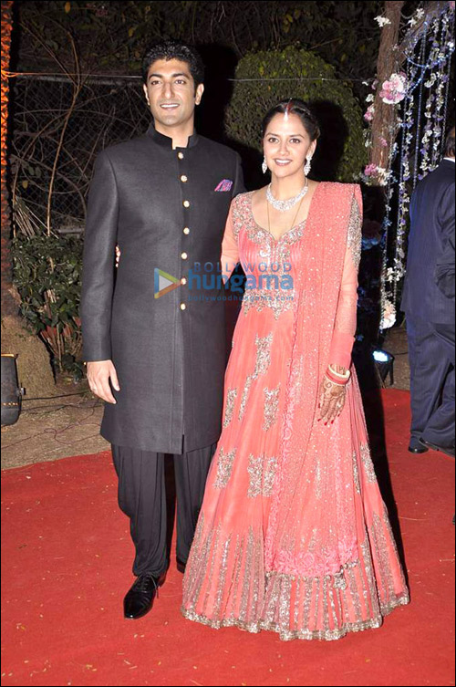 Check out: Grand Sangeet and Wedding of Ahana Deol