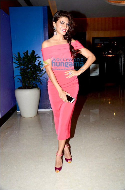 Check Out: Jacqueline Fernandez's top 5 looks during Brothers promotions