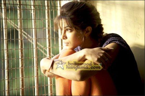 Showcasing the exclusive images of Shahid-Priyanka starrer Kaminey