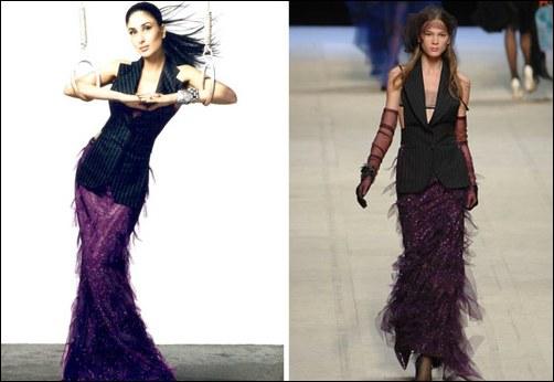 Kareena In 'Vogue'