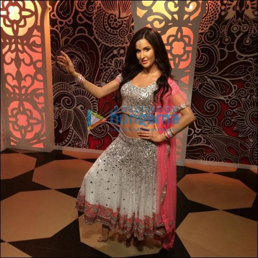 Check out: Katrina Kaif's wax statue unveiled in Madame Tussauds, London
