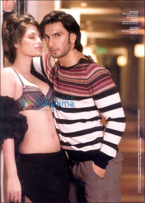 Check out: Ranveer's rendezvous with Sonali Raut