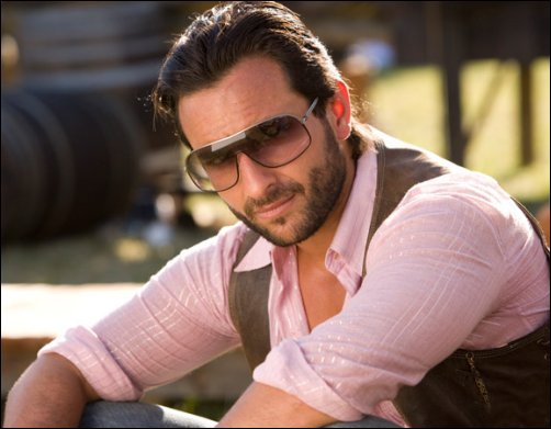 Saif's line up for year 2008