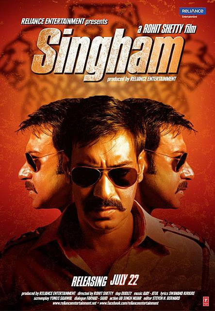 Singham Movie: Review, Songs, Images, Trailer, Videos