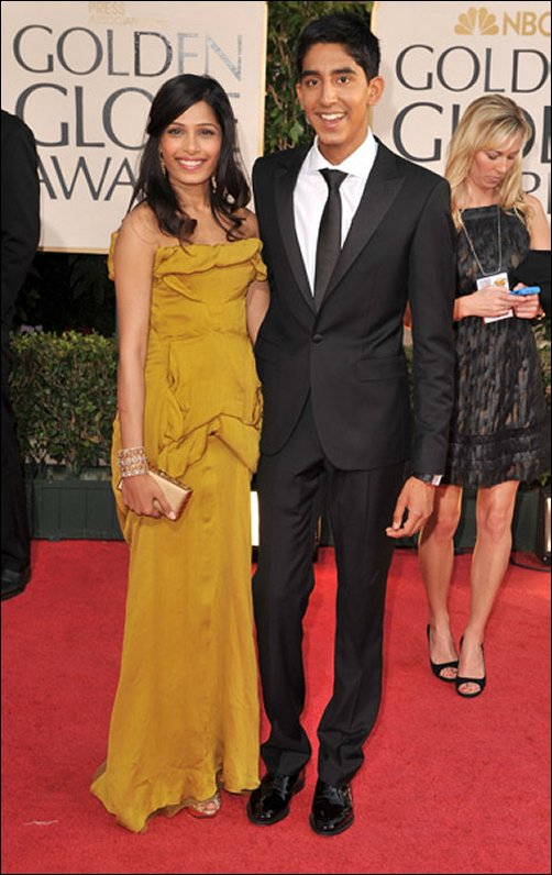 Slumdog Millionaire rules at the 66th Annual Golden Globe Awards