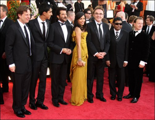 Slumdog Millionaire rules at the 66th Annual Golden Globe Awards