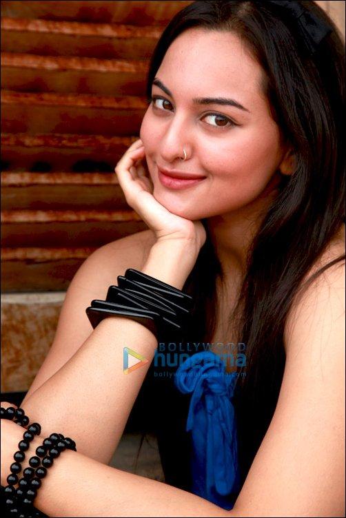 Introducing Sonakshi Sinha