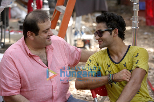 Check Out: Armaan Jain and the Kapoor khaandan on the sets of LHDD