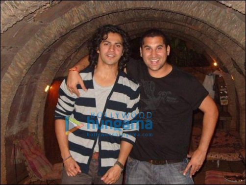 Check out: Varun Dhawan during his college days