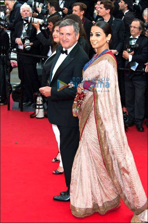 Cannes Diaries Day 2: Vidya, Sonam, Frieda at premiere of Jeune & Jolie