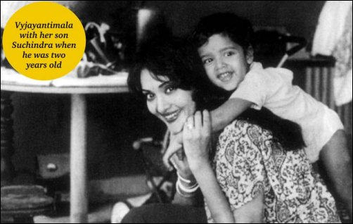 Vyjayantimala remembers the RK-Dilip Kumar rivalry