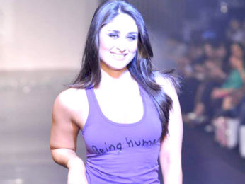9816fbcc18706 Photo Of Kareena Kapoor From The Salman s Being Human show at HDIL India  Couture Week 2010