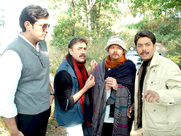 Priyanshu Chatterjee,Rajit Kapoor,Raj Zutshi