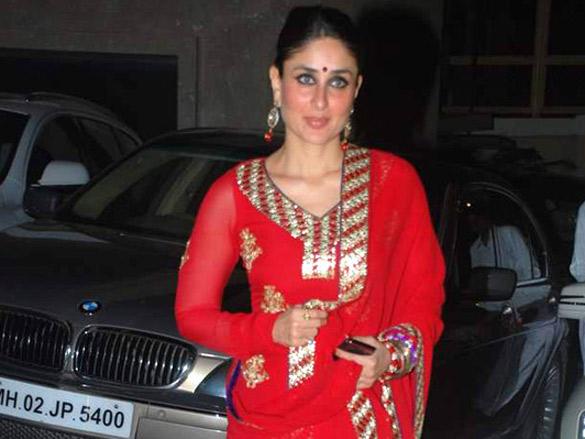 Kareena, Genelia and Minissha at Tusshar's Diwali bash
