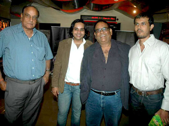 Bollywood directors at the screening of 'The Chronicles of Narnia – 3'