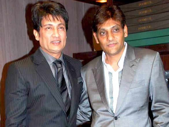 Shekhar Suman and Zulfi at the launch of MM Men store
