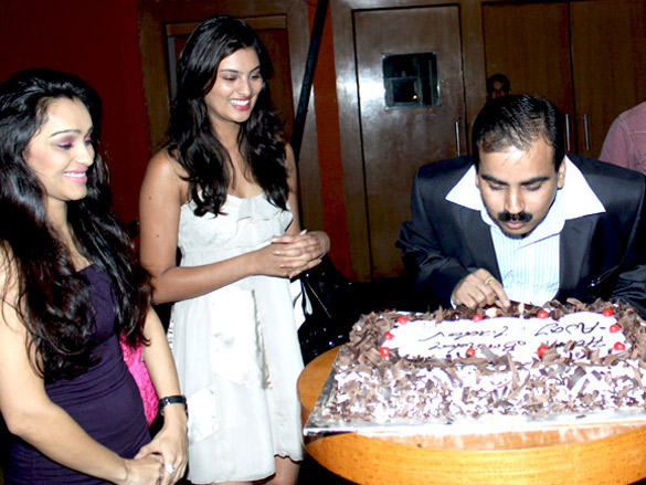 Ajay Yadav's birthday bash