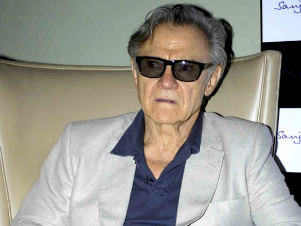 Harvey Keitel spotted in India