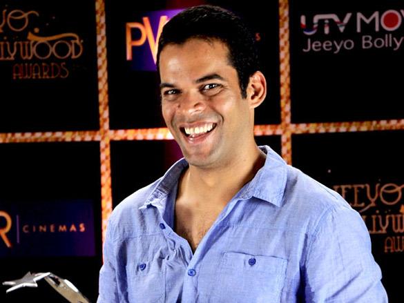 Ranveer and Vikramaditya Motwane at Jeeyo Bollywood Awards