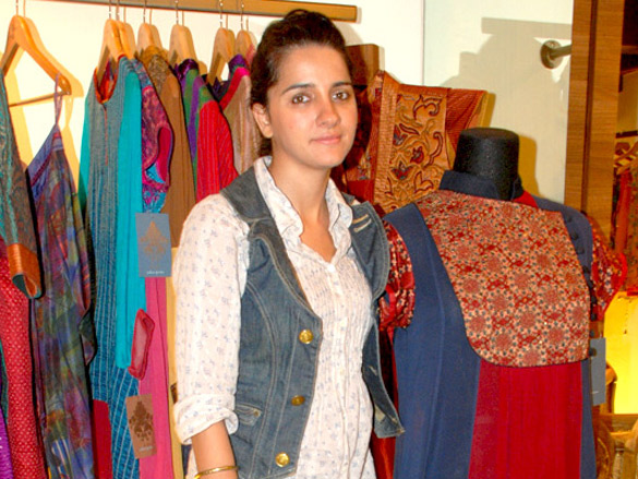 Designer Pallavi Goenka unveils her festive collections