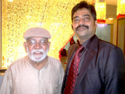 Photo Of Lekh Tandon,Sanket Vanzara From The Saurabh Vanzara-Shabnam Syed wedding reception