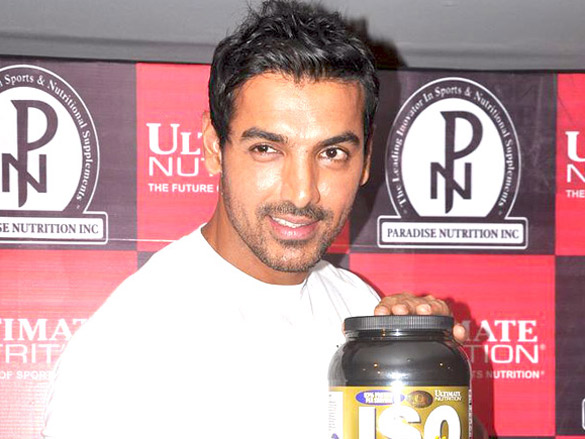 John announced as Ultimate Nutrition's brand ambassador
