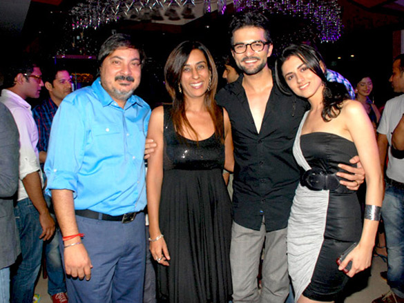 Completion party of 200 episodes of TV show 'Maryada…..Lekin Kab Tak'
