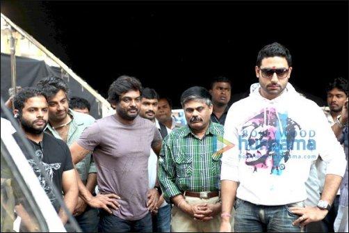 Poori Jagannath, Abhishek Bachchan