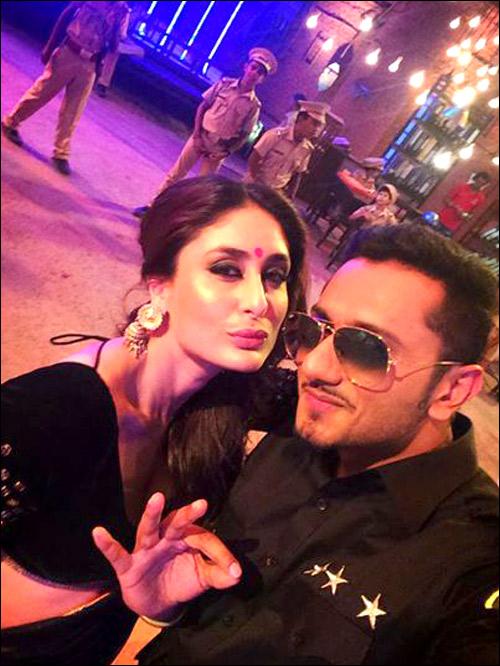 Kareena Kapoor Khan, Yo Yo Honey Singh