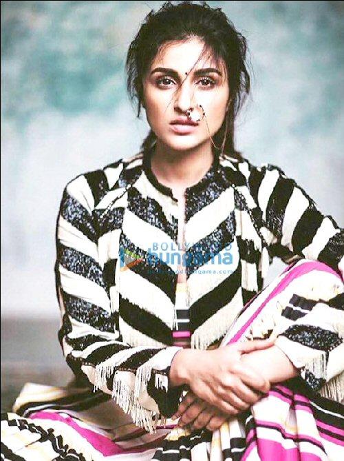 Check out: Parineeti Chopra as the March bride on Harper's Bazaar Bride India